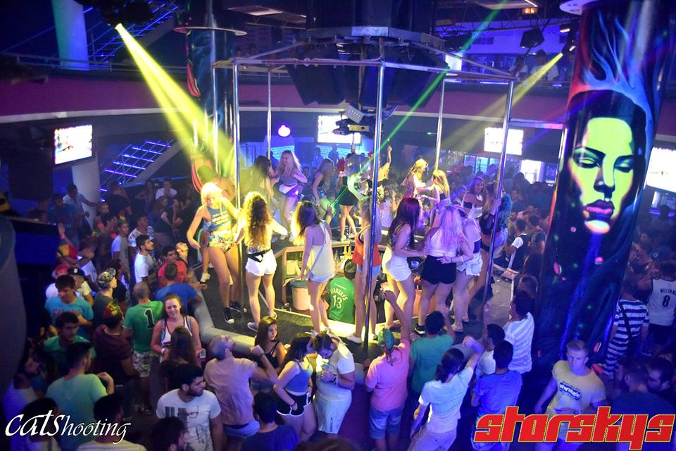 Starskys Club Ayia Napa