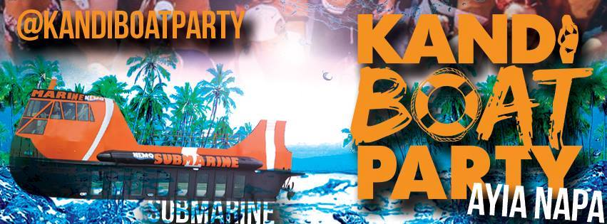 Kandi Submarine Boat Party