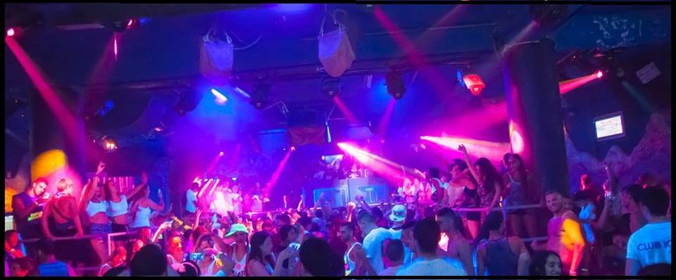 Ayia Napa Foam Party