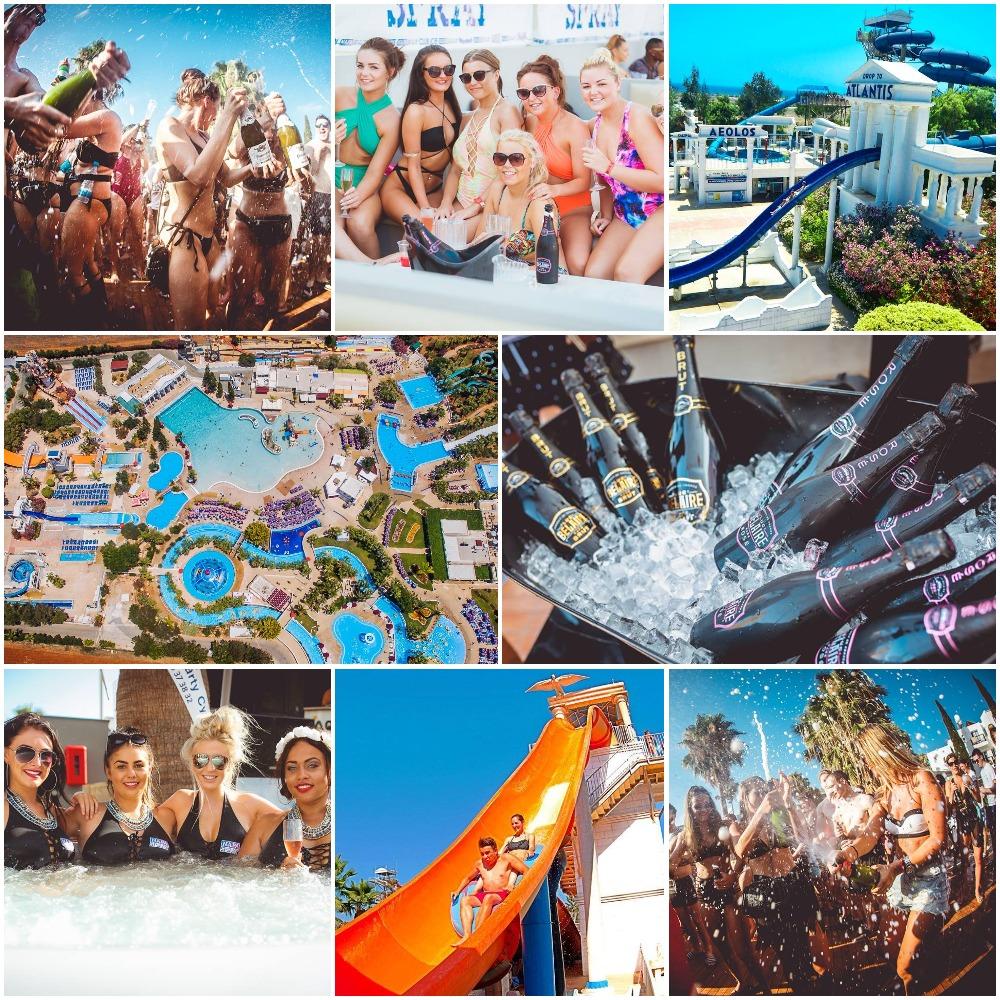 Napa Spray Pool Party