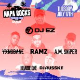 Napa Rocks Festival 2018 Part 2