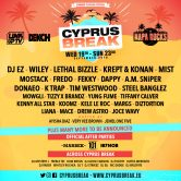 CYPRUS BREAK SUMMER CLOSING FESTIVAL | SEPTEMBER 2018
