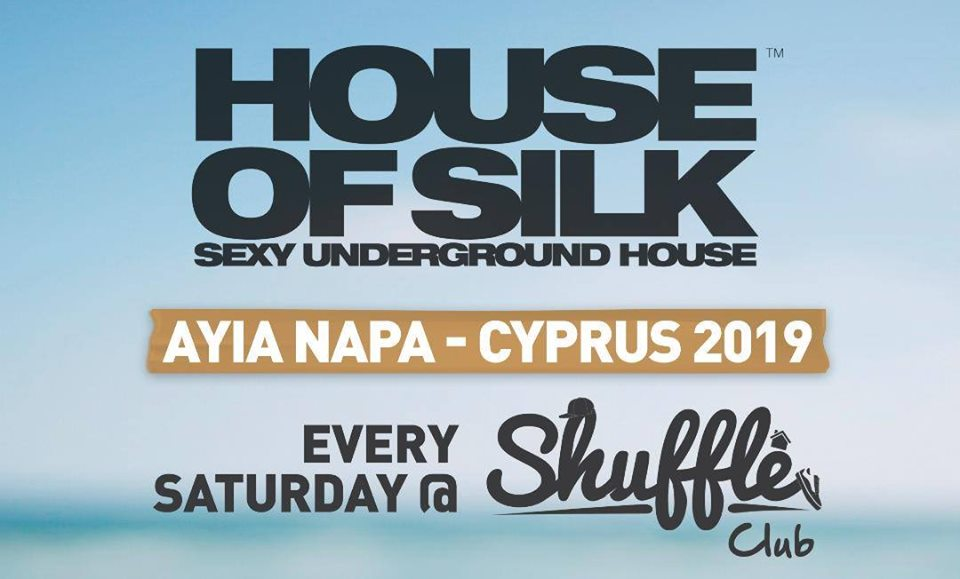 House of Silk Garage Nation Ayia Napa